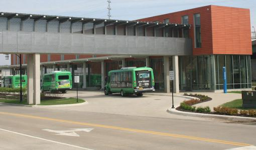 Grants for Buses and Bus Facilities Program Federal Transit Administration