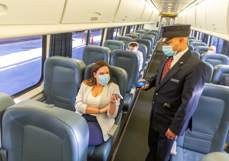 Amtrak issues new guidelines for customers traveling during COVID-19