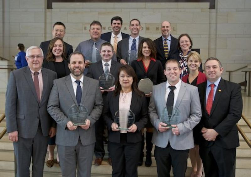 National Roadway Safety Awards winners 2019