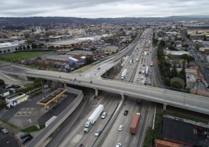 Caltrans I-880 Safety and Operational Improvements at 23rd and 29th Avenues