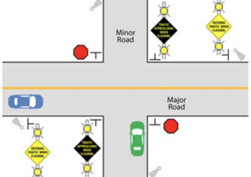 Indiana DOT to install intersection conflict warning systems across the state