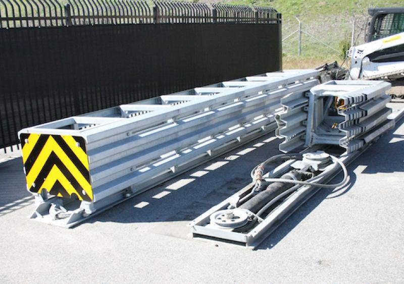 Caltrans traffic safety hardware recommendation following Tesla crash into crash attenuator