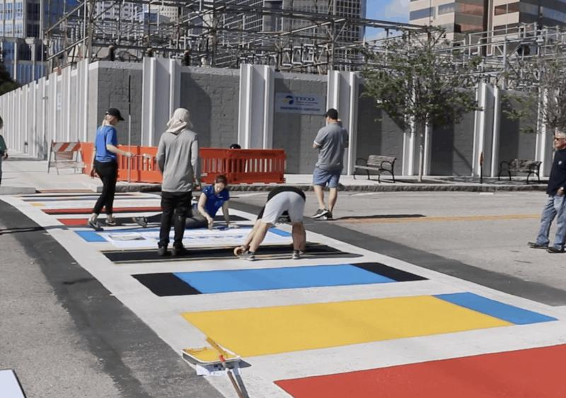 City of Tampa uses Crosswalks to Classrooms program to reduce traffic fatalities