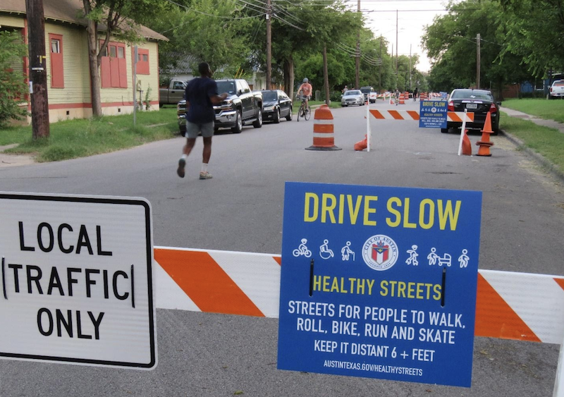 Austin Transportation operations shift to meet community needs during COVID-19